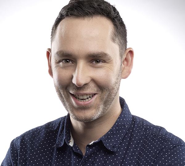 Alex Peterson Web Designer in Manchester