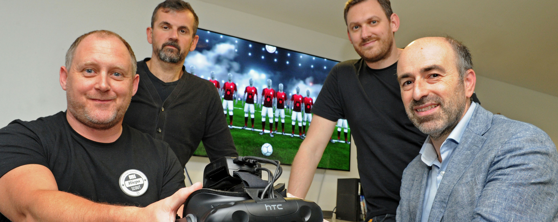 Technology PR agency assists launch of virtual reality tech startup in Manchester
