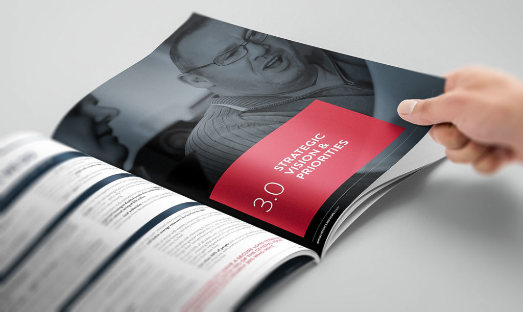 Annual Report Design Manchester  by Sugar PR