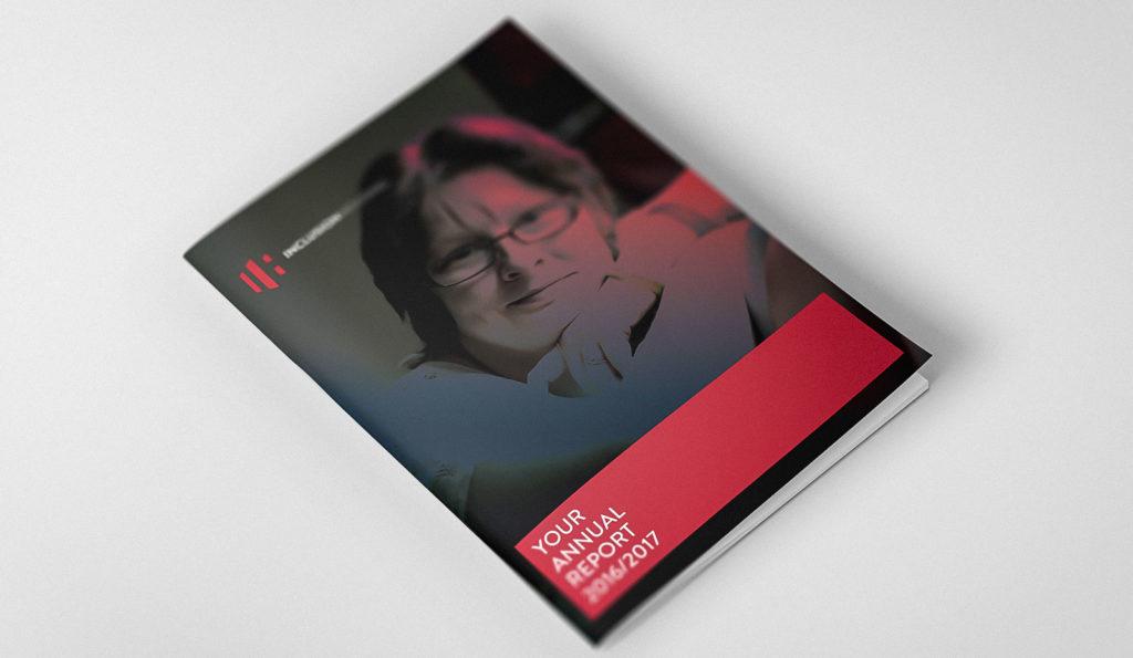 annual report design manchester