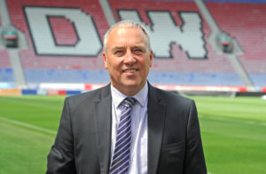 Paul Stanley of Begbies Traynor, one of the Joint Administrator of Wigan Athletic Football Club
