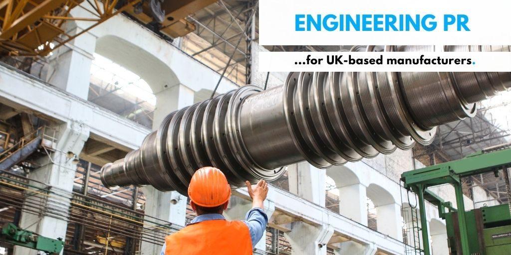 PR company for engineering companies