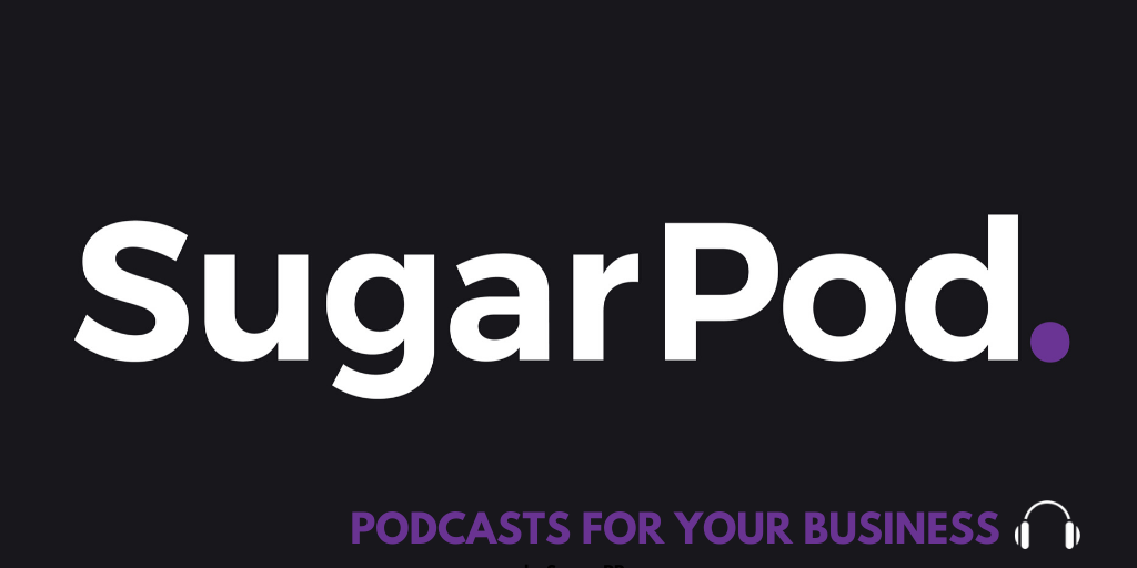 SugarPod is the best podcast studio in Manchester at Sugar PR